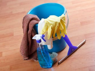 Houston cleaning company supplies
